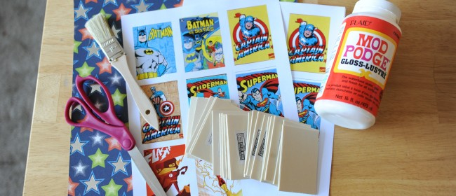 tutorial – diy matching game